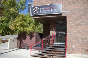 Proactive Health Group front entrance