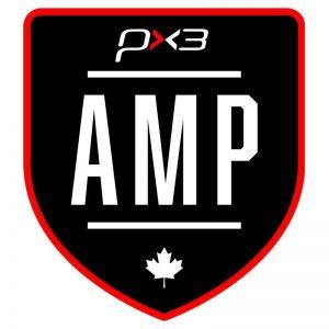 PX3 AMP logo