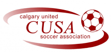 Calgary United Soccer Association logo