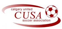 Calgary United Soccer Association logo