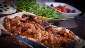 Chicken Wings are an example of collagen protein