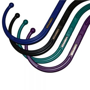 Assorted colours of back knobbers