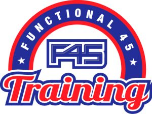F45 Fitness Logo